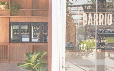Barrio Byron - Entry