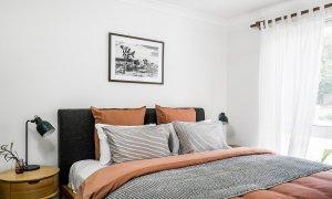 Baby Blue - Byron Bay - Bedroom 1c
