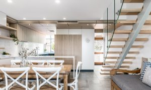 11 James Cook - Byron Bay - Kitchen and Dining b