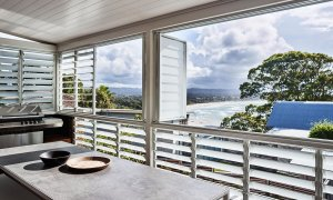 Ayindi - view from verandah