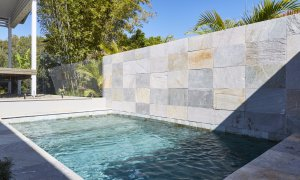 Belletide - new heated pool