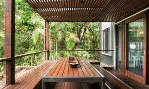 Ayana Byron Bay - outdoor table