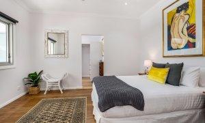 Aditi - queen front bedroom with ensuite