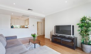 Alberts on Esplanade - Port Melbourne - Living area