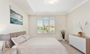 Alberts on Esplanade - Port Melbourne - Master Bedroom
