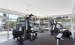 Alberts on Esplanade - Port Melbourne - Gym onsite
