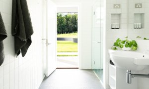 Amileka - Byron Bay Hinterland - Shared Bathroom b
