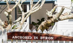 Anchored in Byron - Exterior Details