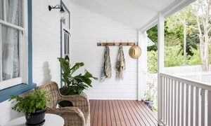 Anchored in Byron - Outdoor Setting