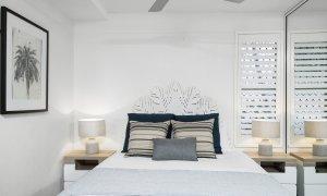 Apartment 1 Surfside - Byron Bay - Bedroom 1 Master