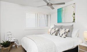 Apartment 1 Surfside - Byron Bay - Bedroom 2