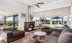 Aria - Byron Bay Hinterland - Living Room