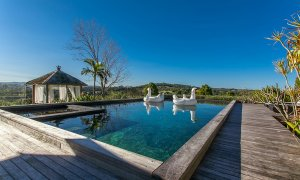 Aria - Byron Bay Hinterland - Pool Area