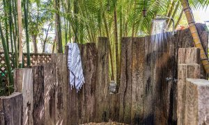 Arya - Byron Bay - Outdoor Shower