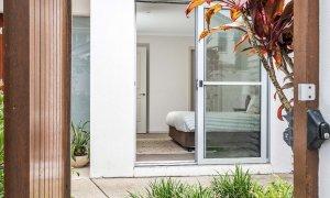 At Driftaway - Byron Bay - Bedroom downstairs c