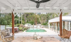 Augustine - Byron Bay - Outdoor Living Area d