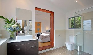 Aurora Byron Bay - Ensuite for master bedroom 2