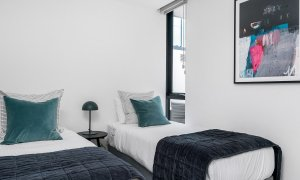 Axel Apartments The Faircroft - Glen Iris - Bedroom 2f