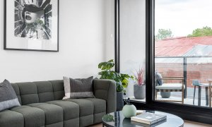 Axel Apartments The Faircroft - Glen Iris - Living