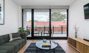 Axel Apartments The Faircroft - Glen Iris - Lounge b