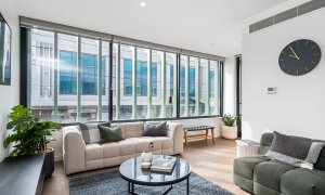 Axel Apartments - The Anderson - Glen Iris - Living d