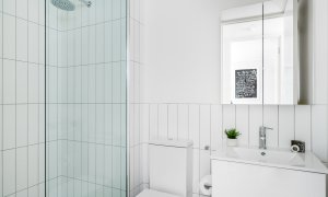 Axel Apartments - The Anderson - Glen Iris - Main Bathroom