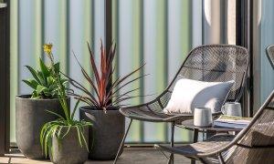 Axel Apartments 203 The Bonfield - Glen Iris - Balcony off lounge b