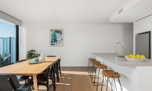 Axel Apartments 203 The Bonfield - Glen Iris - Kitchen and Dining