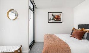 Axel Apartments 203 The Bonfield - Glen Iris - Master bedroom b