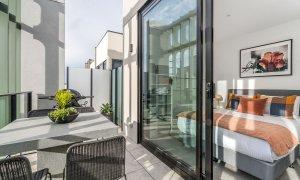 Axel Apartments - The Clarke - Glen Iris - Balcony c