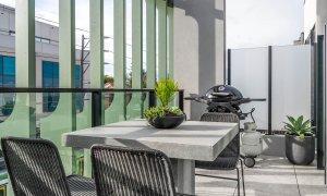 Axel Apartments - The Clarke - Glen Iris - Balcony d