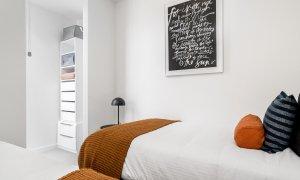 Axel Apartments - The Clarke - Glen Iris - Bedroom 2