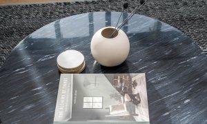 Axel Apartments - The Clarke - Glen Iris - Book on Coffee Table