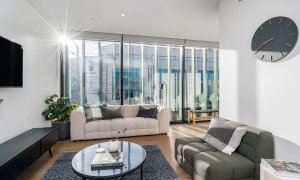 Axel Apartments - The Clarke - Glen Iris - Living