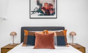 Axel Apartments - The Clarke - Glen Iris - Master Bedroom b