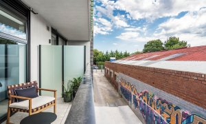 Axel Apartments - The Grove - Glen Iris - Balcony b
