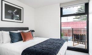 Axel Apartments - The Grove - Glen Iris - Bedroom