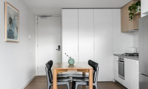 Axel Apartments - The Grove - Glen Iris - Dining and Kitchen
