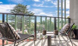 Axel Apartments - The Lawson - Glen Iris - Balcony