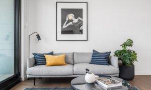 Axel Apartments - The Lawson - Glen Iris - Living b
