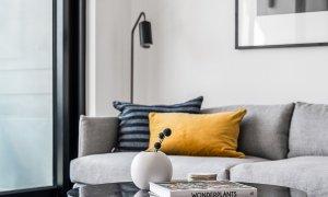 Axel Apartments - The Lawson - Glen Iris - Living c