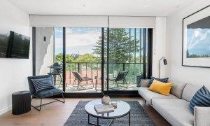 Axel Apartments - The Lawson - Glen Iris - Living
