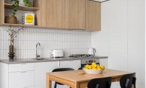 Axel Apartments - The Parkin - Glen Iris - Kitchen b