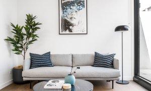 Axel Apartments - The Parkin - Glen Iris - Living c