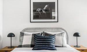 Axel Apartments - The Parkin - Glen Iris - Master Bedroom