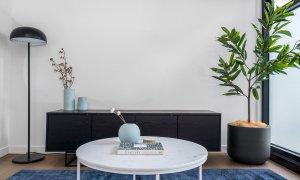 Axel Apartments - The Radnor - Glen Iris - Living Area c