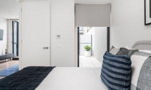 Axel Apartments 103 The Hadley - Glen Iris - Bedroom 1
