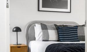Axel Apartments 103 The Hadley - Glen Iris - Bedroom 1 b