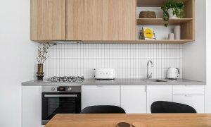 Axel Apartments 103 The Hadley - Glen Iris - Kitchen