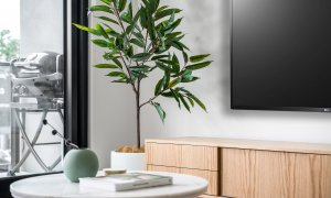 Axel Apartments - The Grove - Glen Iris - Lounge TV c